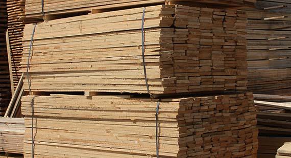 Fournisseur de bois résineux et feuillus