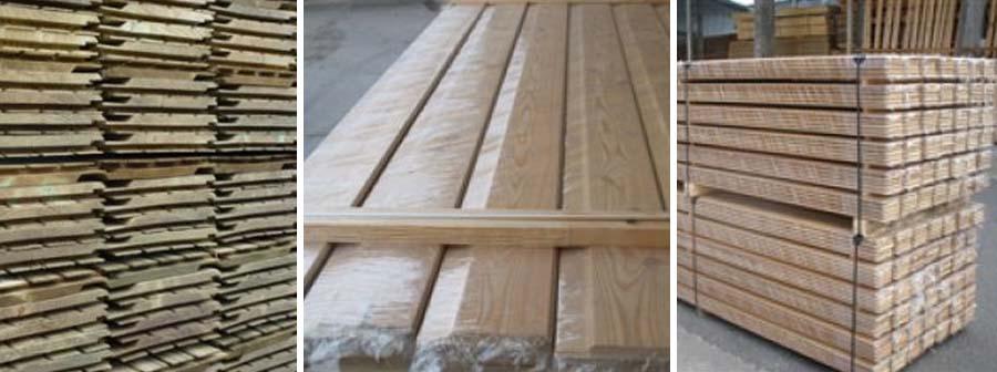 HURFORD BOIS, bardage bois pour revêtement extérieur des bâtiments, façades de maisons individuelles.