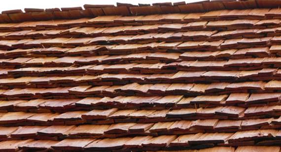 Hurford Bois - Shingles, tuiles en bois pour toiture et murs